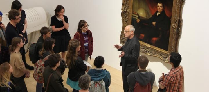 Volunteer with Talbot Rice Gallery