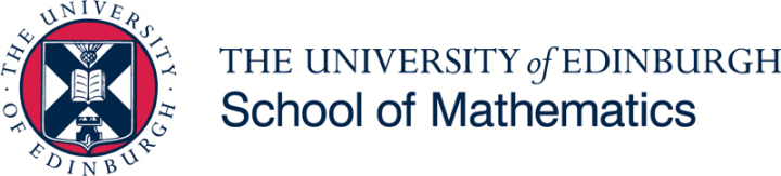 School of Mathematics Logo