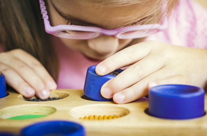 Image result for partial visual impairment