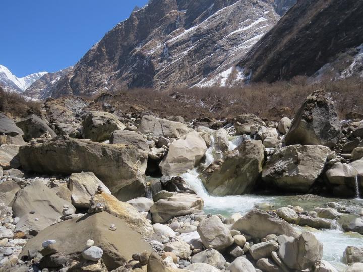 Image of Modi River, Nepal