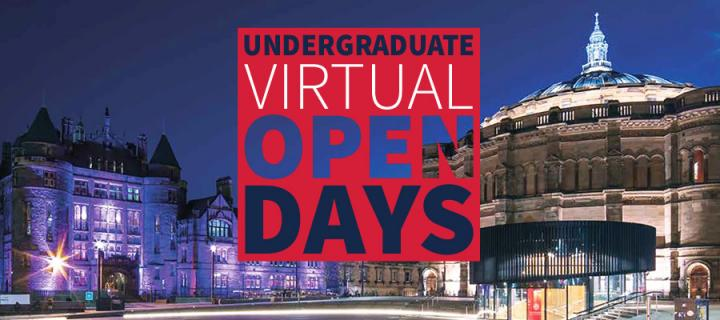 UG Virtual Open Days