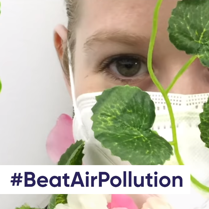 World Environment Day 2019 - #BeatAirPollution