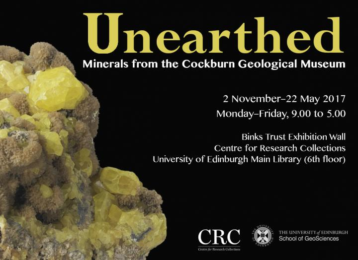 Unearthed Exhibition