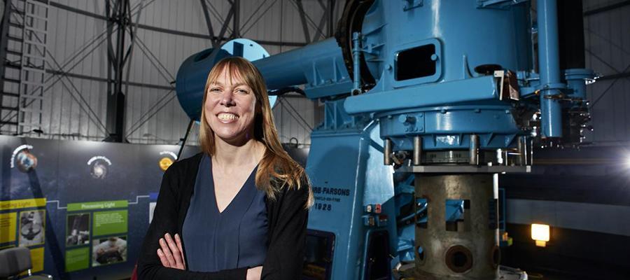 Professor Catherine Heymans