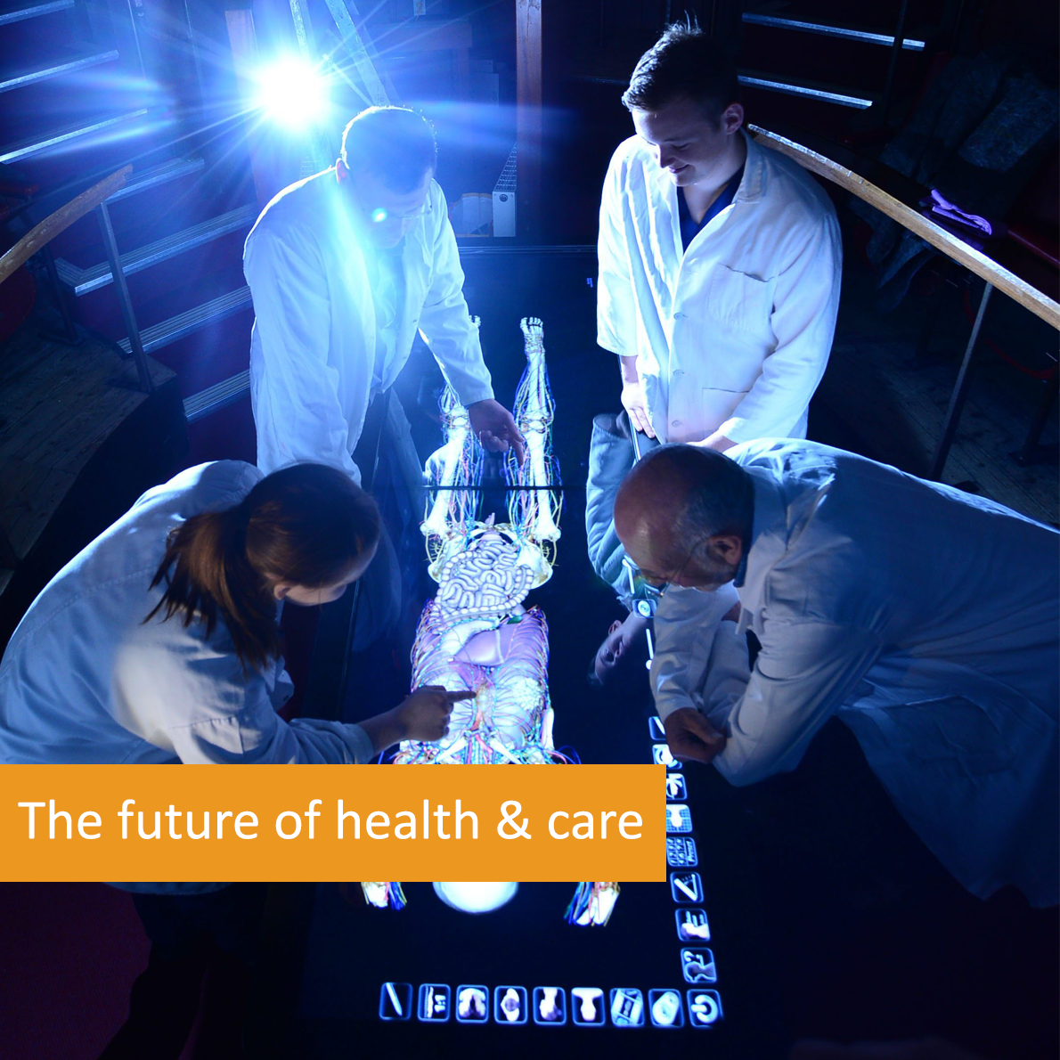 The future of health and care