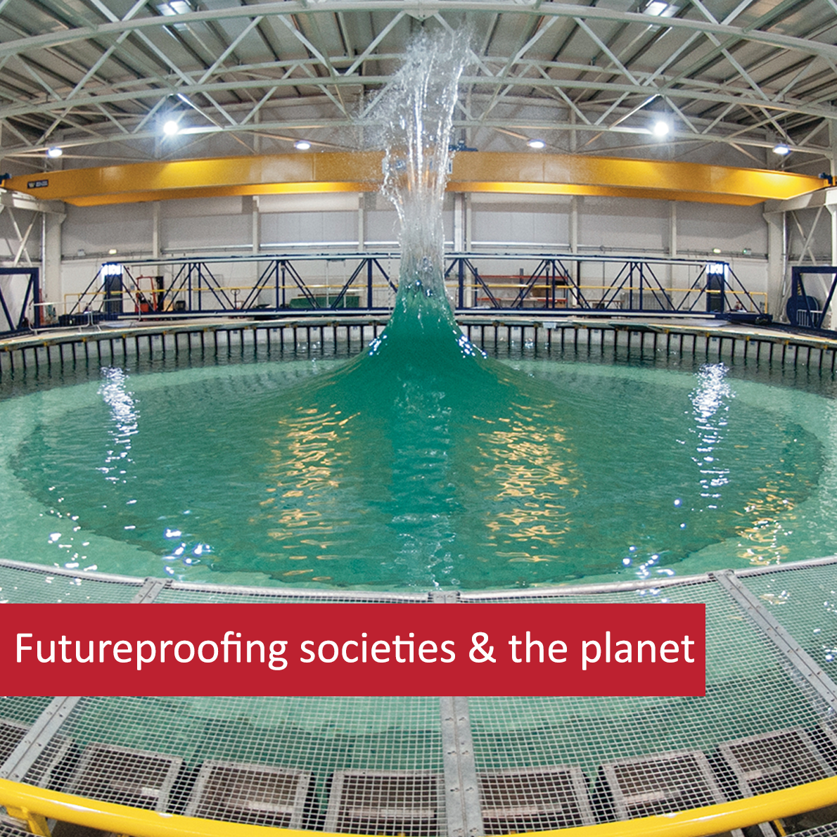 Futureproofing societies and the planet