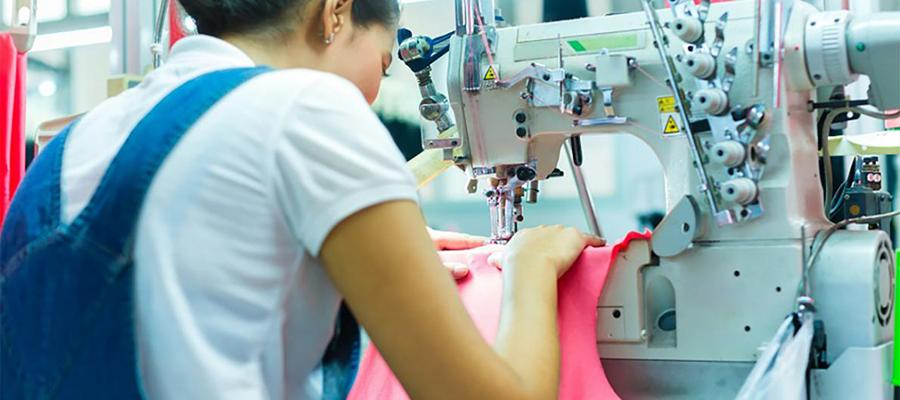 How Asia's factories swapped high street fashion for PPE