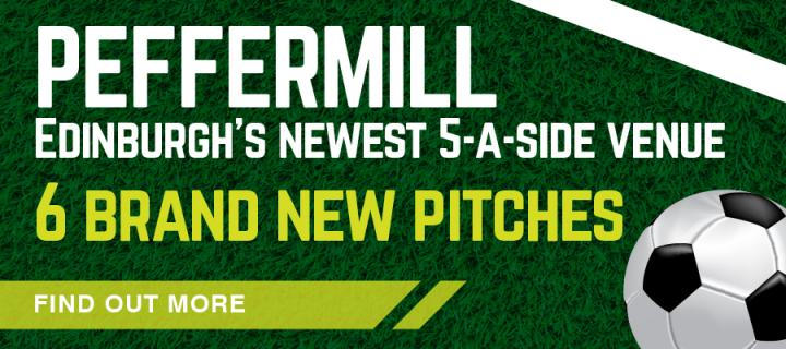 Peffermill new 5-a side