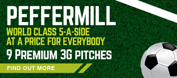 Peffermill 5-a-side pitches