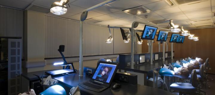 Edinburgh Dental Institute Teaching Clinic