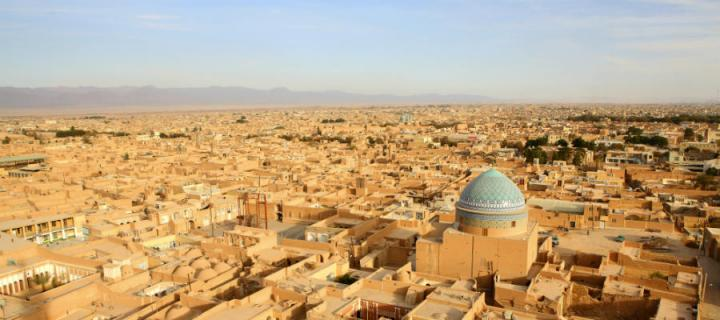 Ancient city of Yazd