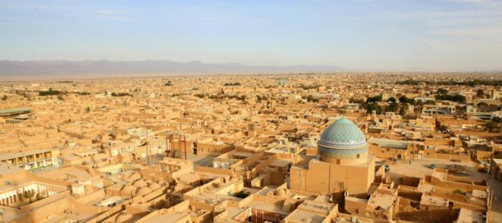 Ancient city of Yazd