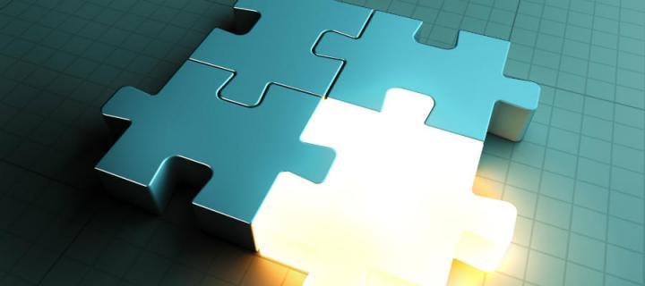 Illuminate jigsaw