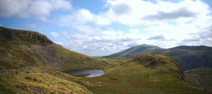 Geography field trip image of Snowdonia trip