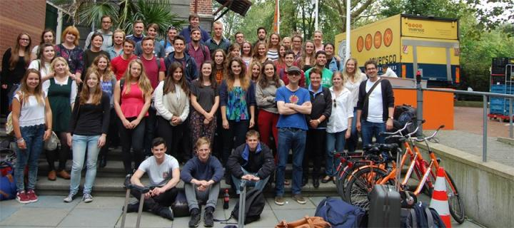 Amsterdam field trip