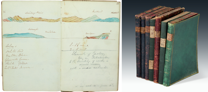 Appeal to save works by Darwin's mentor