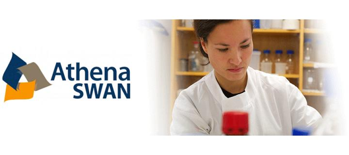Athena Swan researcher