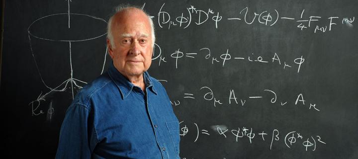 Higgs plaque