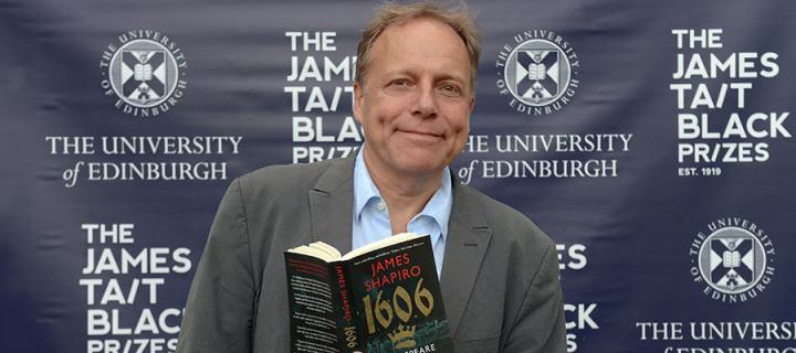Photo of James Shapiro