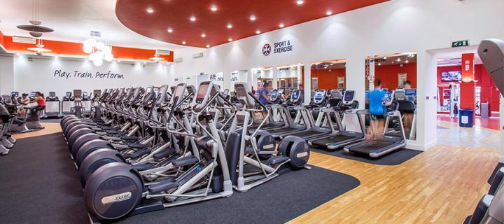 Pleasance Gym