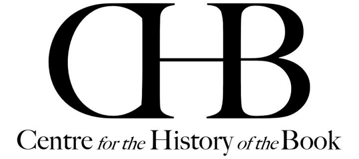 Centre for the History of the Book logo