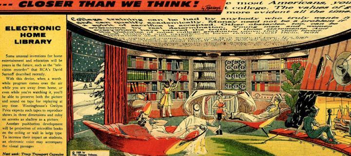 Near Future Library