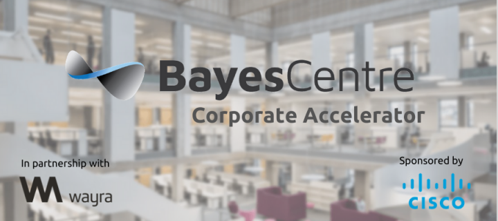 Bayes Corporate Accelerator logo