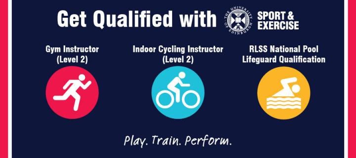 Courses offered by Sport & Exercise