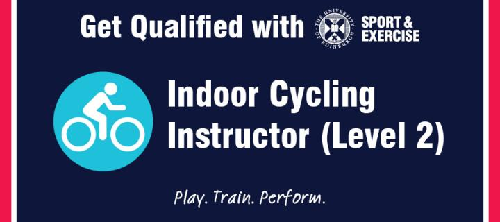 Indoor Cycling Instructor (Level 2)