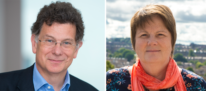 Cancer Research UK Edinburgh Centre: directors