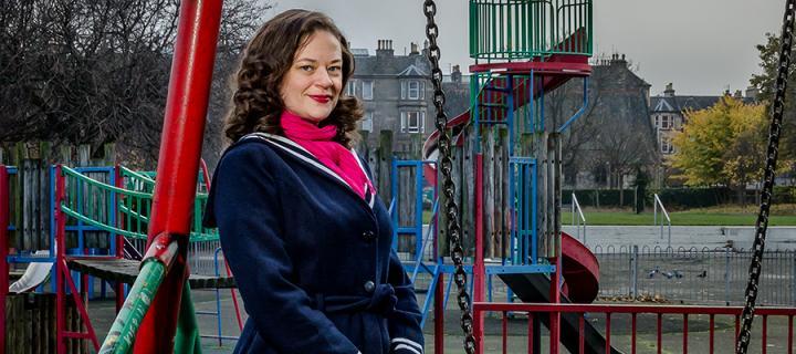 Annual Review 2015-16, University of Edinburgh, child protection, Dr Deborah Fry