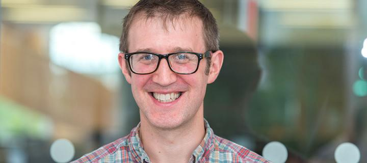 Dr Duncan Sproul receives CRUK Career Development Fellowship: news 2016