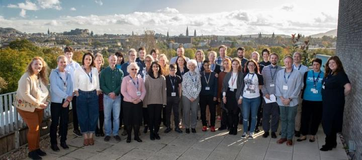 Diabetes Scotland Supporters Visit IGMM