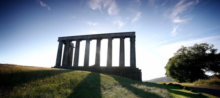 Scottish National Monument, Calton Hill