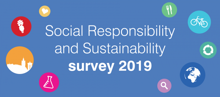 Social Responsibility and Sustainability survey 2019