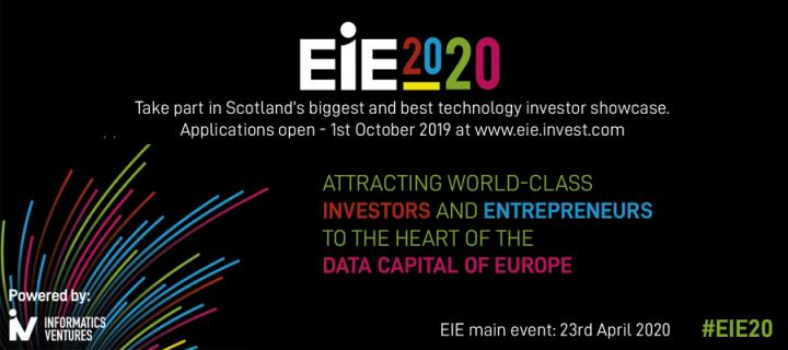 Best Sectors For 2020.Entry Form For Tech Companies Wishing To Take Part In Eie