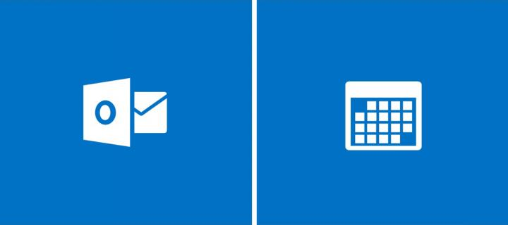 Office 365 Email and Calendar logo
