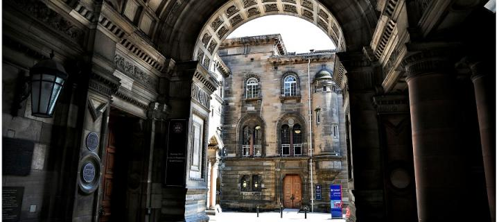 The Old Medical School, Teviot Place