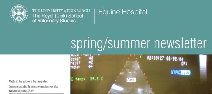 Hospital Newsletter