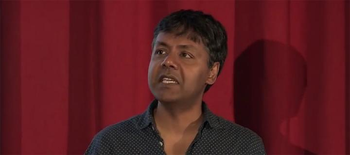 Prof. Sethu Vijayakumar presnets an Our Changing World lecture