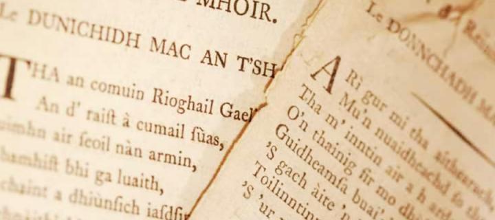 Gaelic Language Policy