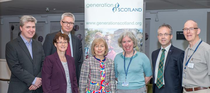 Generation Scotland symposium 2016
