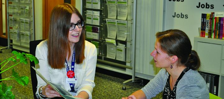 Using the Careers Service