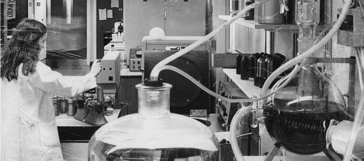 MRC Mammalian Genome Unit, Kings Buildings: 1972-76