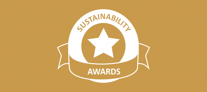 Sustainability awards logo
