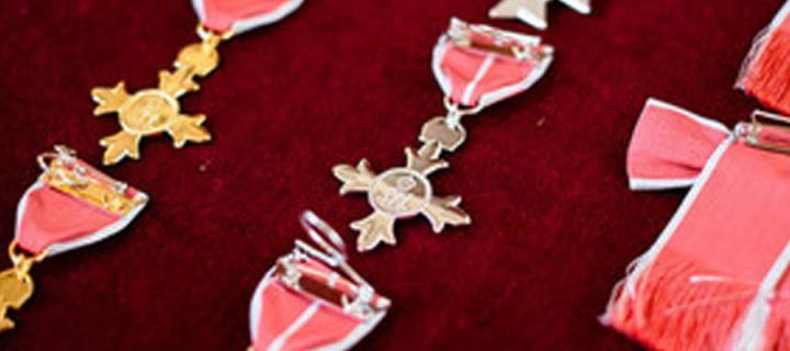 honours for alumni
