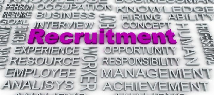 Recruitment and vacancies