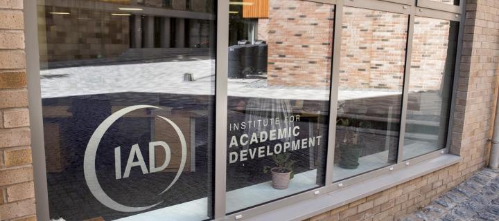 Institute for Academic Development | The University of Edinburgh