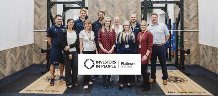 Sport & Exercise IIP Platinum