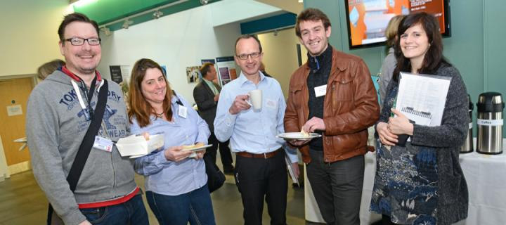 Industry day 2016 at The Roslin Institute